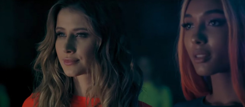 Мари Сенн — Танцы, новый клип