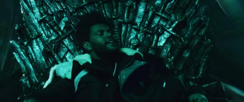 SZA, The Weeknd, Travis Scott — Power Is Power , новый клип