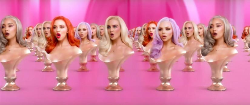 Little Mix — Bounce Back, новый клип