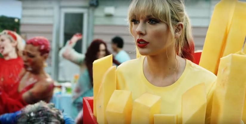 Taylor Swift — You Need To Calm Down, новый клип