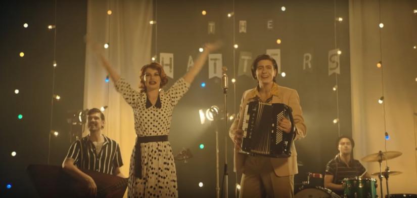 The Hatters — Танцы, новый клип