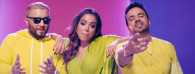 Alex Sensation, Anitta, Luis Fonsi — Pa' Lante, новый клип