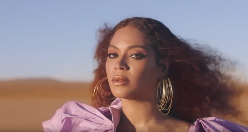 Beyoncé — SPIRIT from Disney's The Lion King, новый клип