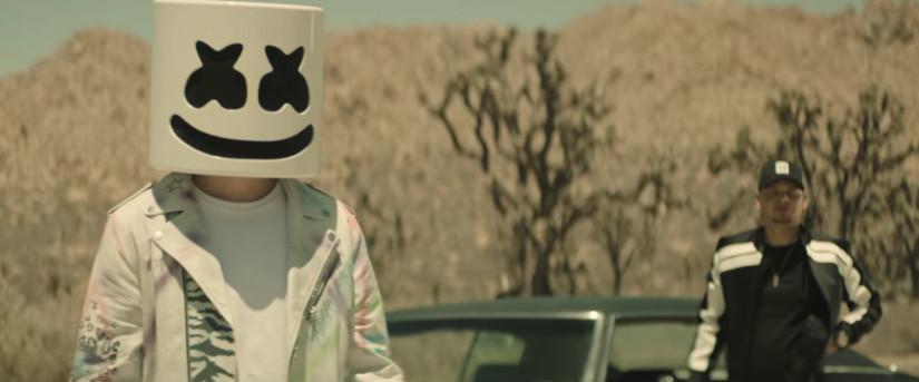 Marshmello и Kane Brown — One Thing Right, новый клип