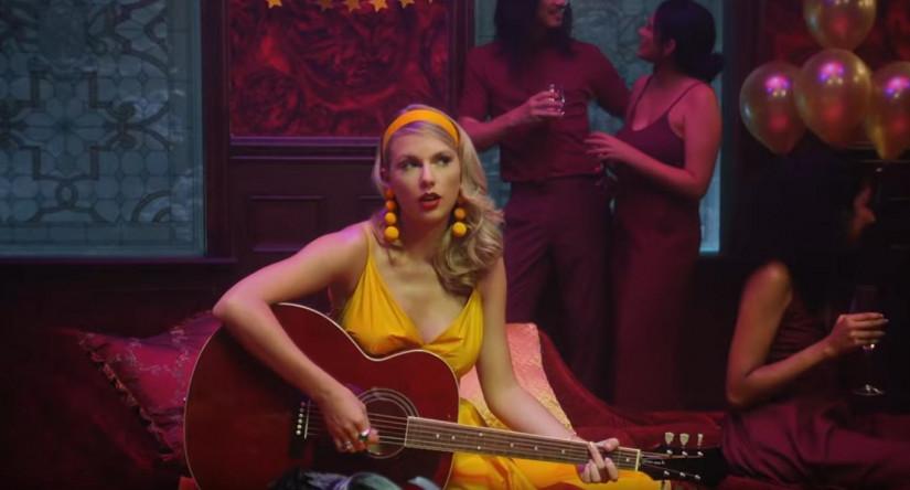 Taylor Swift — Lover, новый клип