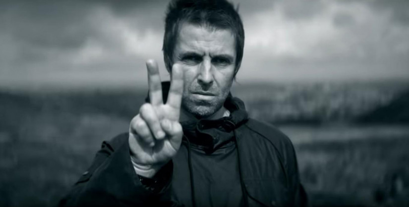 Liam Gallagher — One Of Us, новый клип