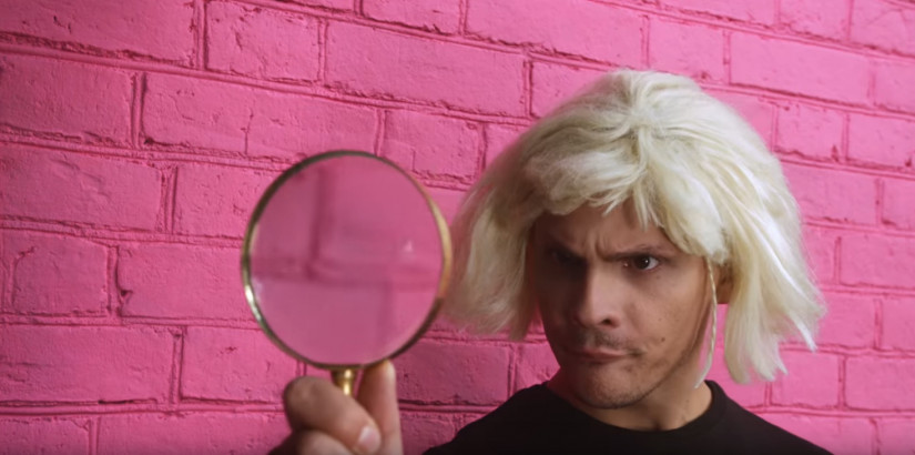 Боронина — Женя на движении, новый клип