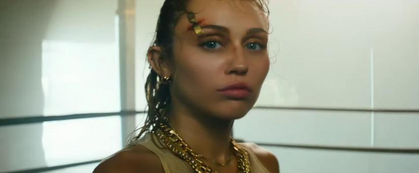 Ariana Grande, Miley Cyrus, Lana Del Rey — Don't Call Me Angel, новый клип