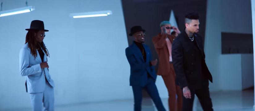 Chris Brown ft. Guenna — Heat, новый клип