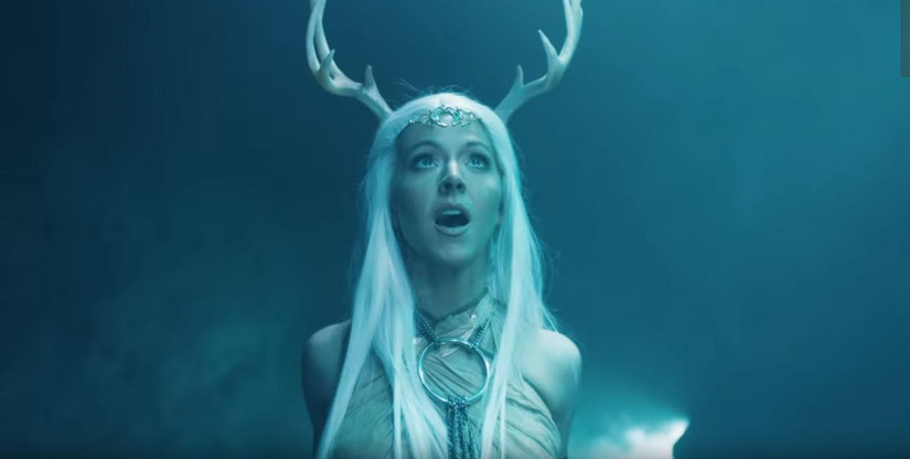 Lindsey Stirling — Artemis, новый клип