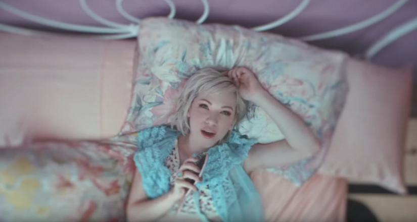 Carly Rae Jepsen — Want You In My Room, новый клип