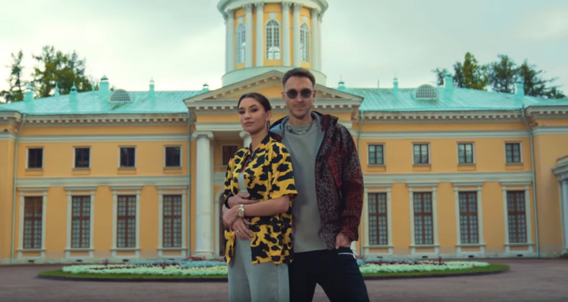 T-Killah ft. Maria KAKDELA — Люби меня люби, новый клип