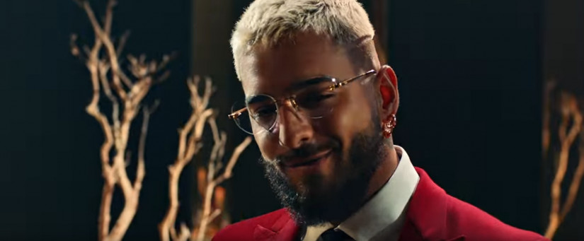 Maluma and J Balvin — Qué Pena, новый клип