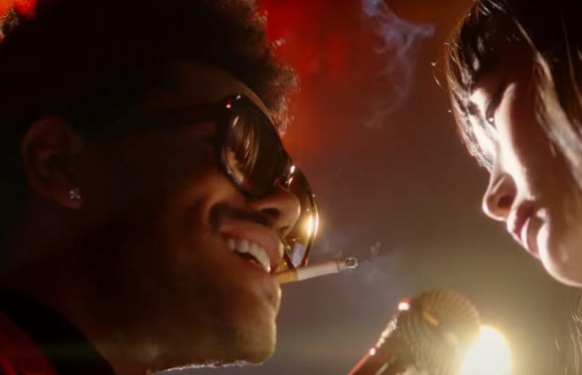 The Weeknd — Blinding Lights, новый клип