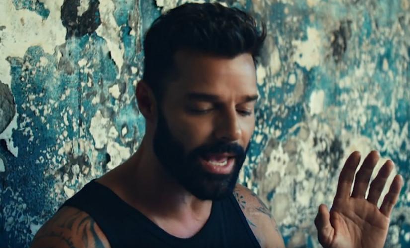 Ricky Martin — Tiburones, новый клип