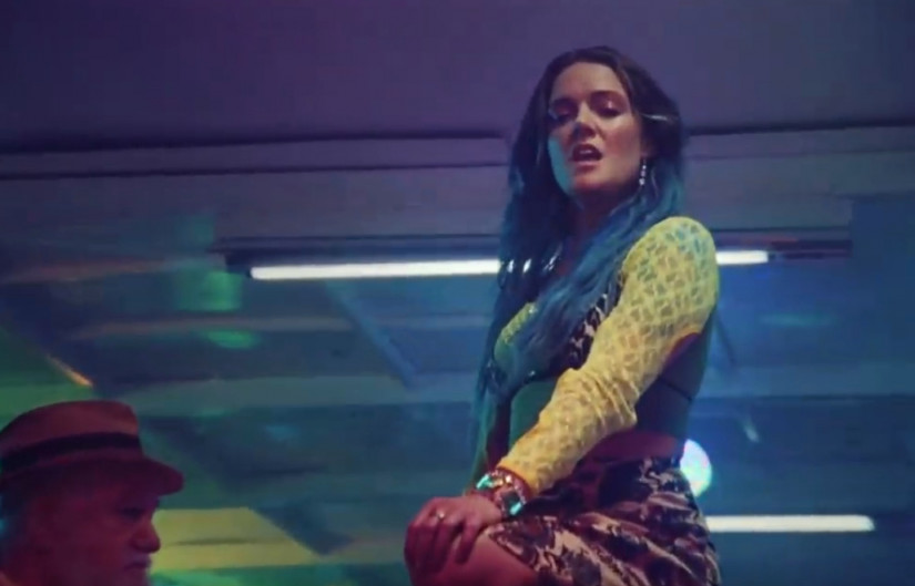 Tove Lo MC Zaac — Are U gonna tell her?, новый клип