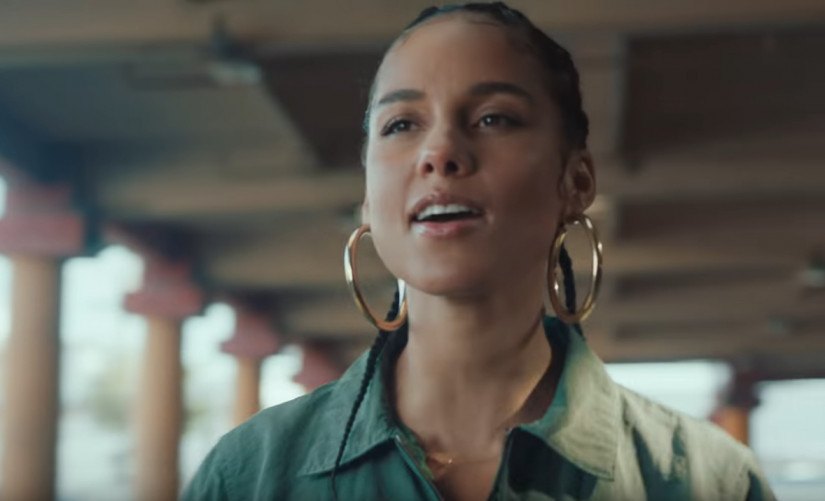 Alicia Keys — Underdog, новый клип