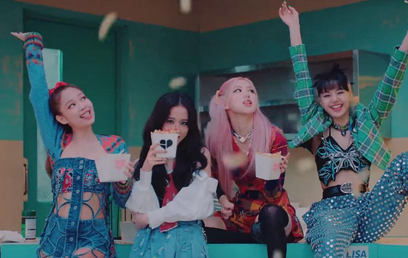 BLACKPINK  — Lovesick Girls, новый клип