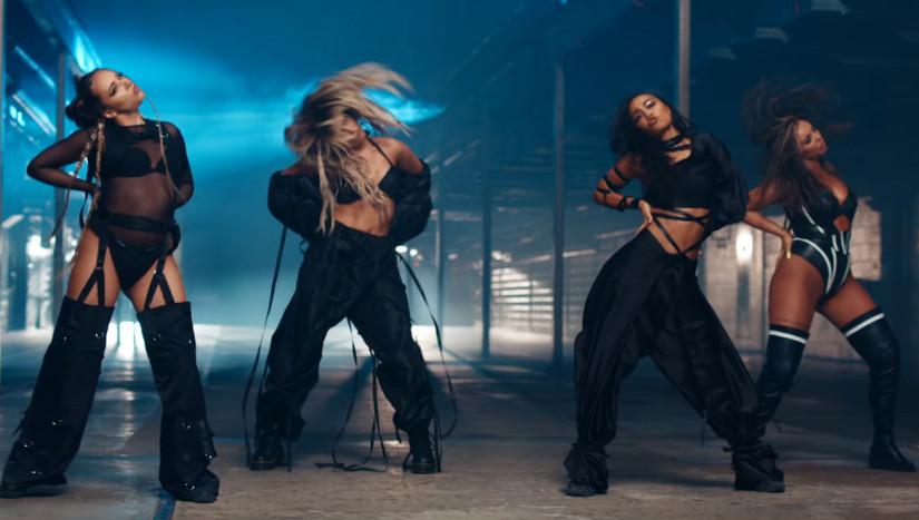 Little Mix — Sweet Melody, новый клип