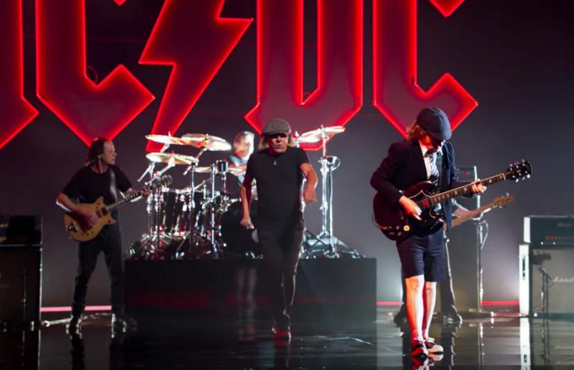 AC/DC  — Shot In The Dark, новый клип