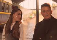 Tini and Alejandro Sanz — Un Beso en Madrid, новый клип