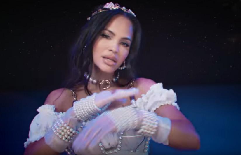 Natti Natasha, Nicky Jam, Manuel Turizo, Myke Towers — Despacio, новый клип