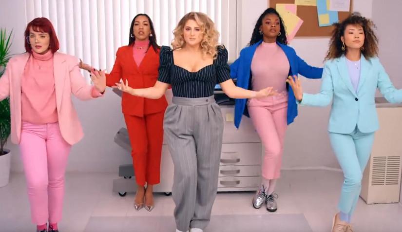 Meghan Trainor ft. Nicki Minaj — Nice to Meet Ya, новый клип