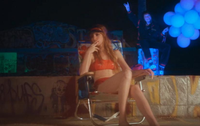Kesha — High Road, новый клип