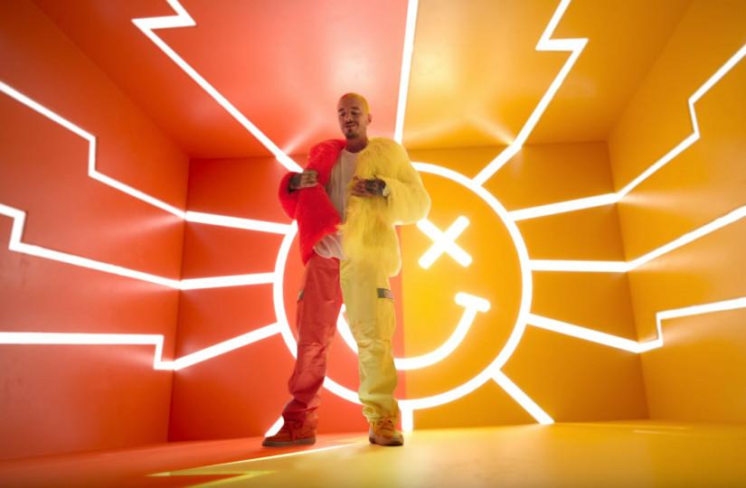 J Balvin — Amarillo, новый клип
