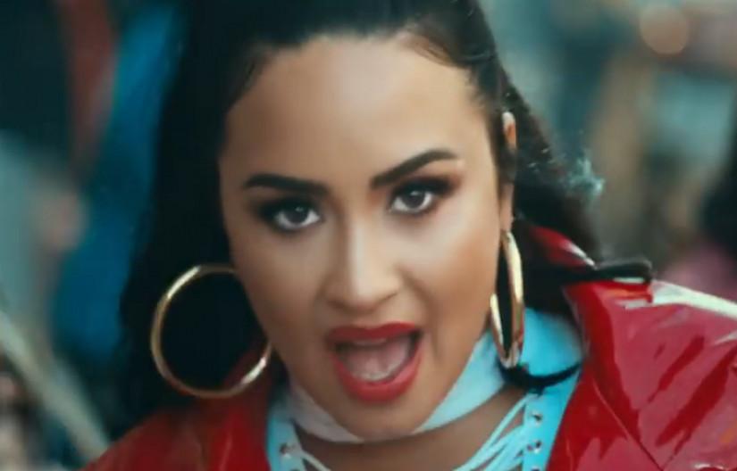 Demi Lovato — I Love Me, новый клип