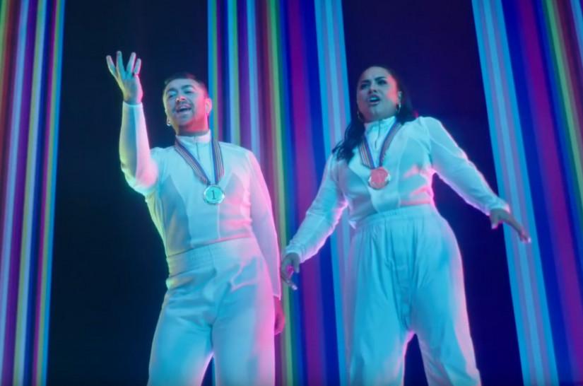 Sam Smith and Demi Lovato — I'm Ready, новый клип