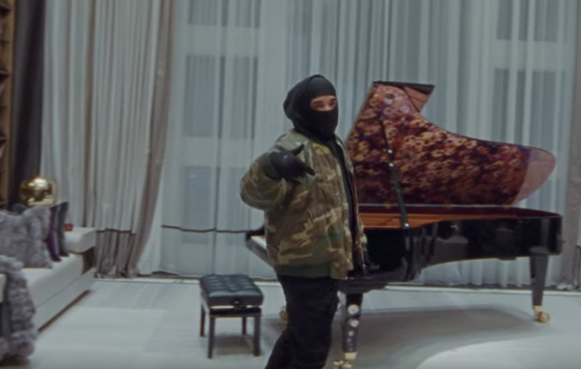 Drake — Toosie Slide, новый клип