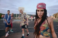 CNCO and Natti Natasha — Honey Boo, новый клип