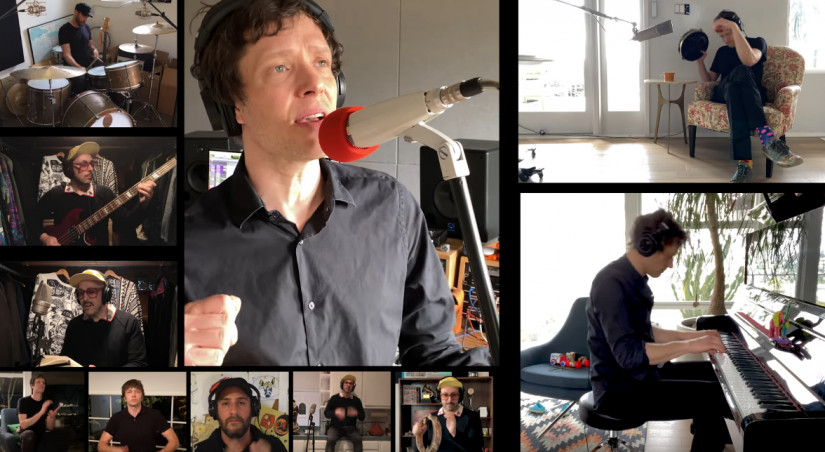 OK Go — All Together Now, новый клип