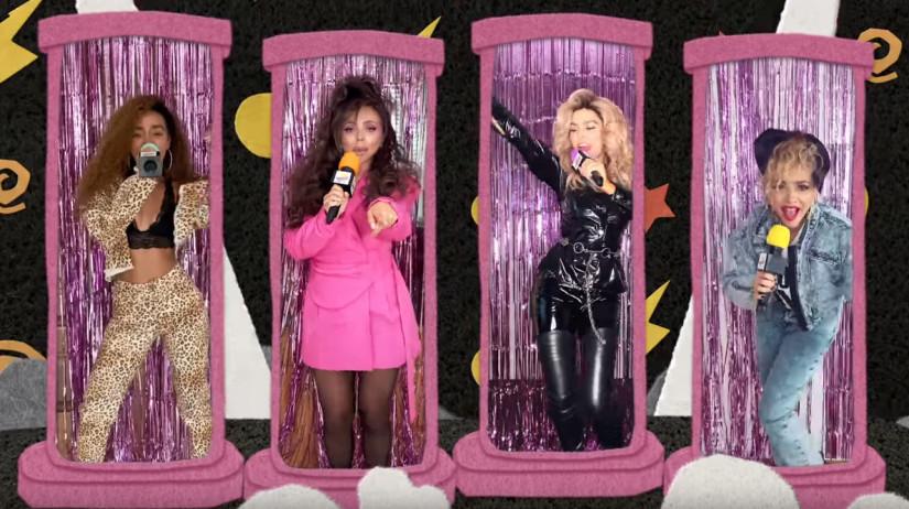 Little Mix — Break Up Song, новый клип