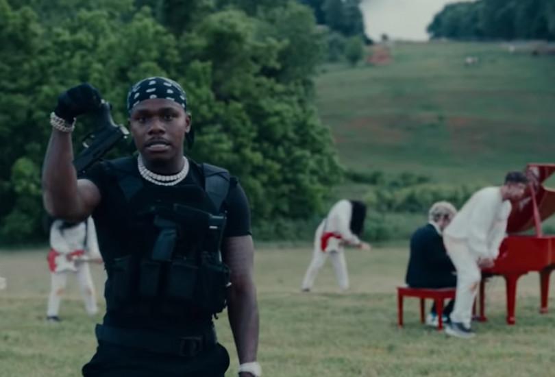DaBaby feat. Roddy Ricch — Rockstar, новый клип