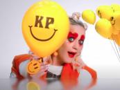 Katy Perry — Smile, новый клип