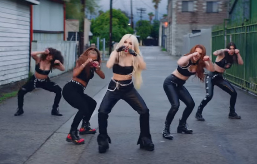 Ava Max — Who's Laughing Now, новый клип
