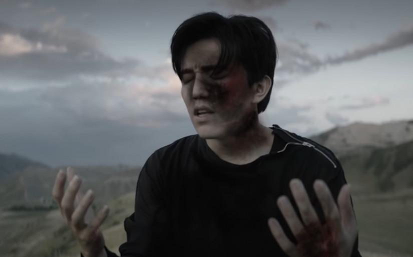 Dimash Kudaibergen — Qairan Elim, новый клип