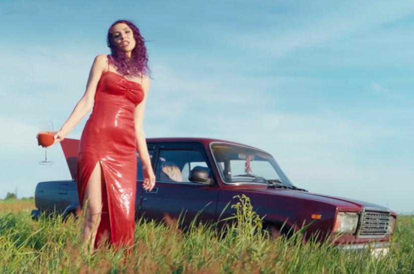 Ника Вайпер — Кровавая Мэри, новый клип