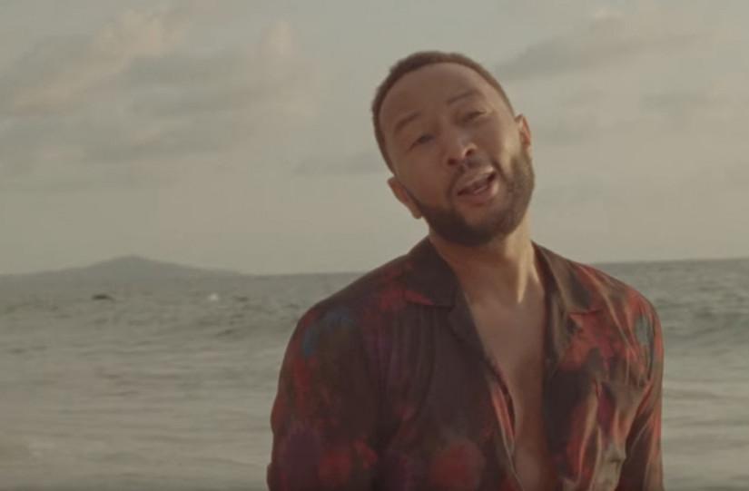 John Legend — Wild, новый клип