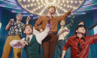 BTS — Dynamite, новый клип