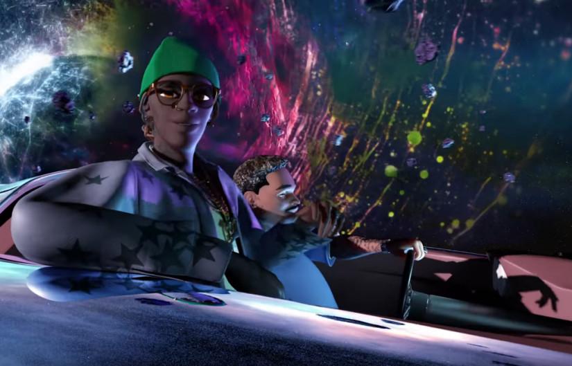 Chris Brown and Young Thug — Say You Love Me, новый клип