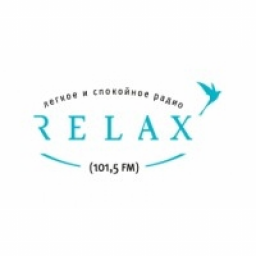 Логотип Радио Relax 101,5 FM (Киев)