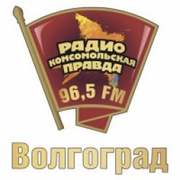 Логотип Комсомольская правда Волгоград
