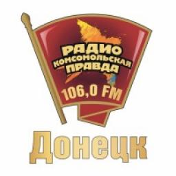 Логотип Комсомольская правда Донецк