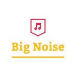 Логотип bignoise