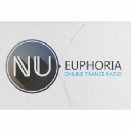 Логотип NU EUPHORIA Online Trance Radio