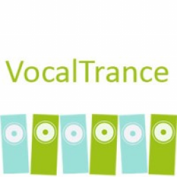 Логотип Vocal Trance Radio