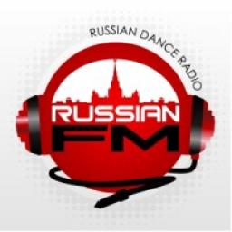 Логотип RussianFM